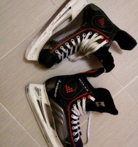 Коньки хоккейные endeavor, 43 р-р