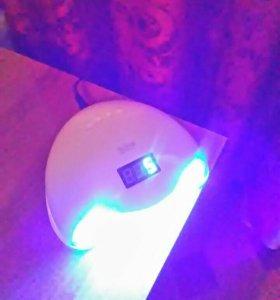UV LED лампа Neu SUN5 48WT для ногтей