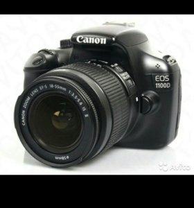 Canon EOS 1100 D RU user Manual Kit