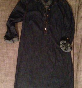 Джинсовое платье Tommy Hilfiger