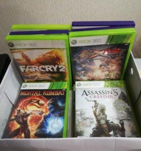 Лецензионные Игры на XBOX 360.