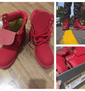 Новые Ботинки Timberland унисекс