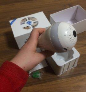 Камера видео-наблюдения 360