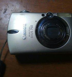 Canon ixus 750