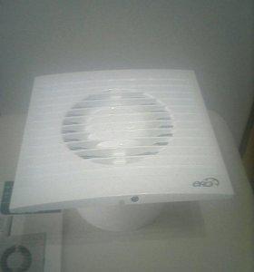 Вентиляторы с обратным клапаном