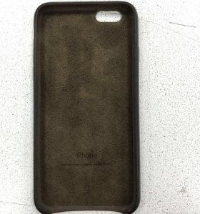 Накладка для iPhone 6/6s оригинал кожа