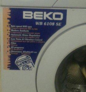 Стиральная машинка ВЕКО WB 6801 SE