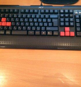 Клавиатура игровая A4TECH X7 G700