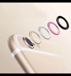 «Наклейка» на камеру iphone 6/6s