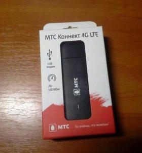 Модем USB МТС(высокоскоростной)