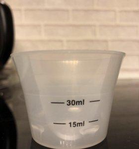 Мерный стаканчик для окрашивания