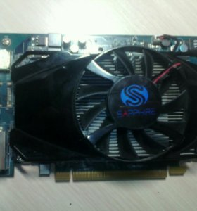 Sapphire Radeon HD 6670 800Mhz PCI-E 2.1 1024Mb 40