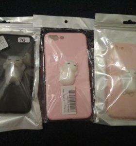 Новые Чехол на IPhone 7 и IPhone 7 plus