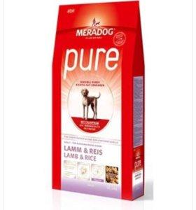 Мерадог корм для собак 🍚 и🐑