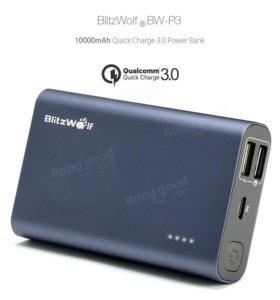 PowerBank BlitzWolf-10000 mAh