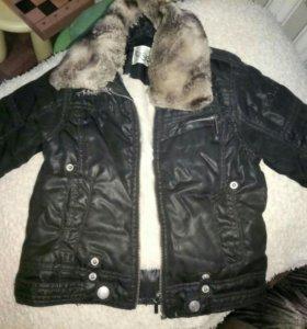 Куртки, брюки на мальчика