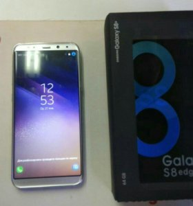Телефон Samsung s8+