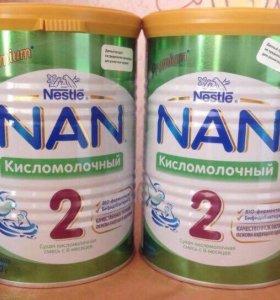 НАН 2. кисломолочный