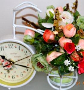 Настольные часы для дома или офиса