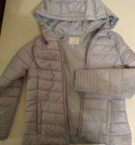 Куртка стёганая Zara