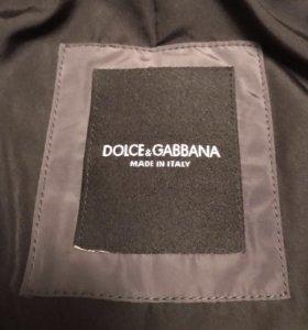 Пиджак или куртка dolce & gabbana оригинал