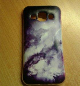 Чехол для Samsung galaxy j1