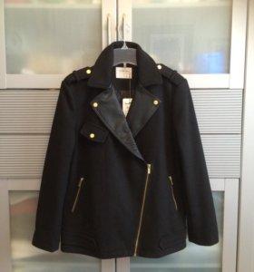 Новое пальто Springfield 48 размер 160 рост