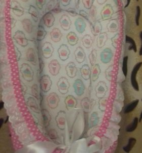 Продам кокон для новорожденного