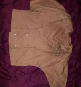 Рубашка пиджак