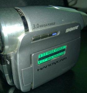 Sony Handycam видеокамера
