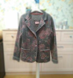 Итальянский пиджак для девочки
