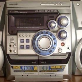 Продам музыкальный центр samsung max-kdz155