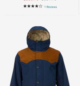 Куртка burton folsom jacket новая