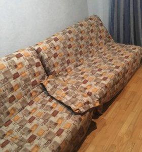Диван-кровать раздвежные