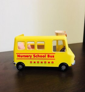 Sylvanian Families Автобус