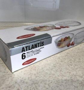 Салатники глубокие 12см (6 штук)