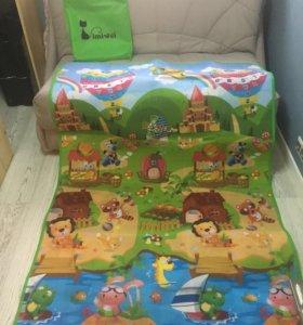 Игровой коврик новый