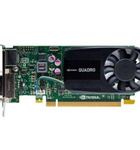 Видеокарта 2048 PNY Quadro K620 PCI-E 128bit DDR3