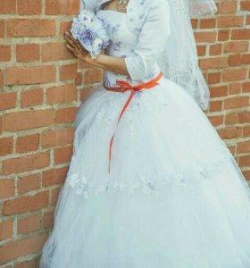 👰Свадебное платье-корсет от 40 размера