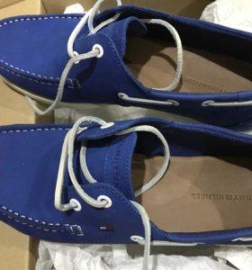 Обувь мужская Tommy Hilfiger