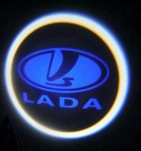 LADA. LED проектор
