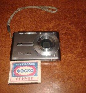 Фотоаппарат Casio exilim EX S500 . Качественное фо