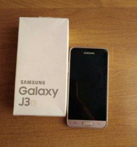 Телефон Samsung j 3