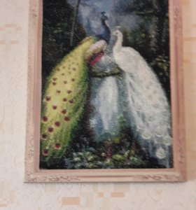 Картина алмазная вышивка