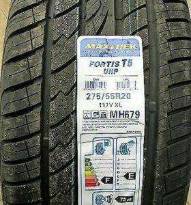 275/55/20 Maxtrek Fortis