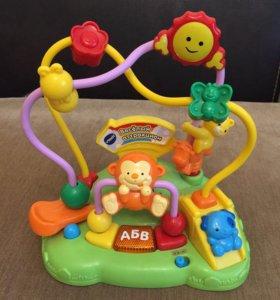 Развивающая игрушка Веселый аттракцион Vtech