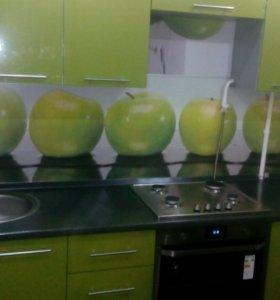 Кухня кухонный гарнитур.