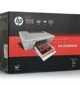 Принтер hp deskjet1515