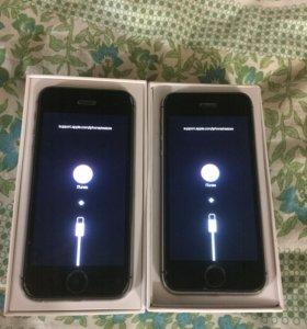 Айфон 5s 16 (2 за 5000)