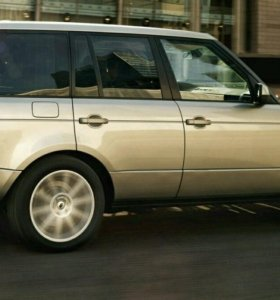 Land Rover Range Rover Vogue Sport разборка